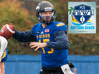 Congratulations to UBC Quarterback Michael O'Connor who will be playing in the FCS Bowl this wee