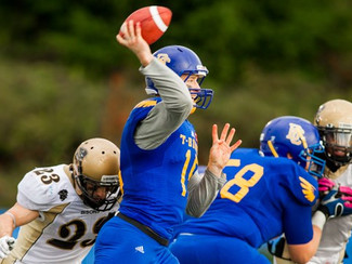 UBC and Manitoba to make CIS history in VI Thunder Bowl
