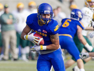 UBC's Marcus Davis looking to catch on with CFL team