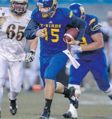 UBC works OT, four times over  Thunderbirds edge Manitoba Bisons and set school record with 753 yard