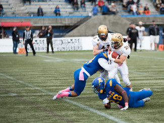 UBC football to face Bisons on Vancouver Island in preseason game
