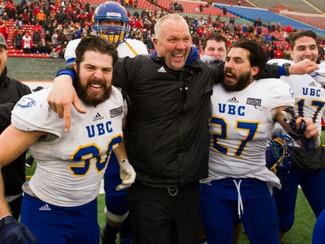 Championship Winning Coach Blake Nill: Thriving Thunderbird