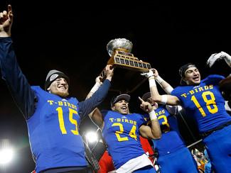 FRC - CIS football players of the week (#14): UBC's O'Connor, Katsantonis, van Gylswyk honoured