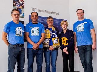 UBC football opens door to bright future