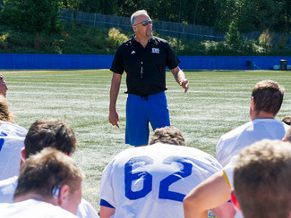 The Province - UBC Football: Q-&-A with coach Blake Nill on the eve of the 'Birds clash with Lav