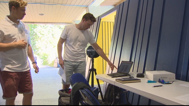 Researchers from UBC are looking at how to reduce concussions in sport. (CBC)