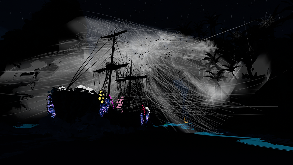 Spider Island - VRChat by SabbyLife