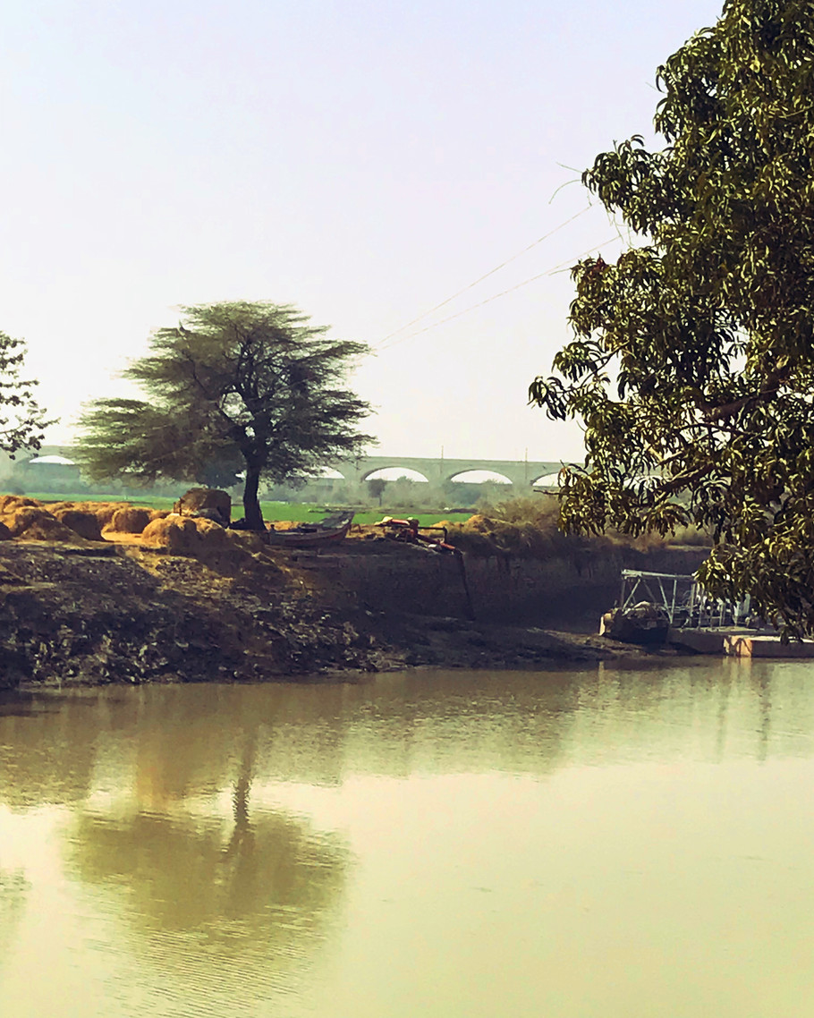 Khairpur, You Have Stolen My Heart