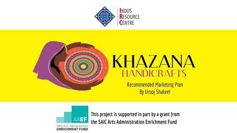 Khazana Marketing Plan