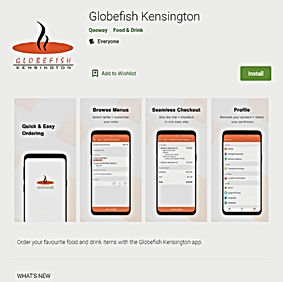Order Online Globefish