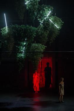 500Lúmenes, de Alicia Sánchez.  Teatro de la Ciudad CDMX