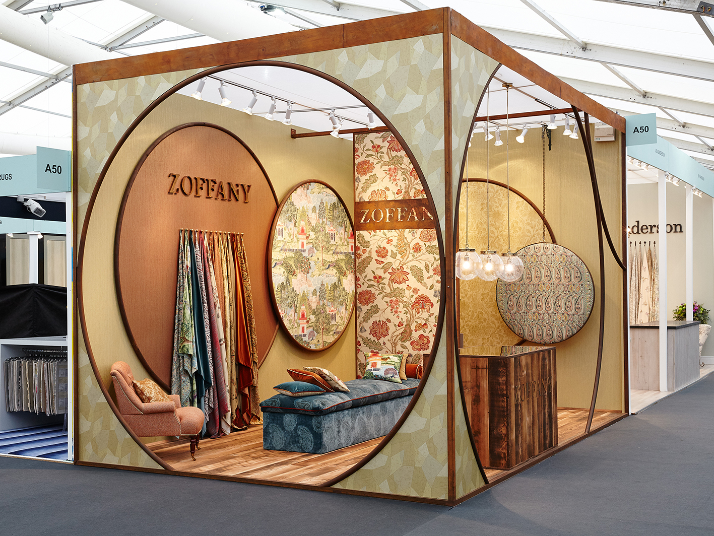 Decorex - Zoffany 2014
