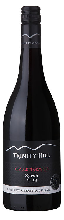 2017 Trinity Hill Syrah Gimblett Gravel, NZ, 75cl