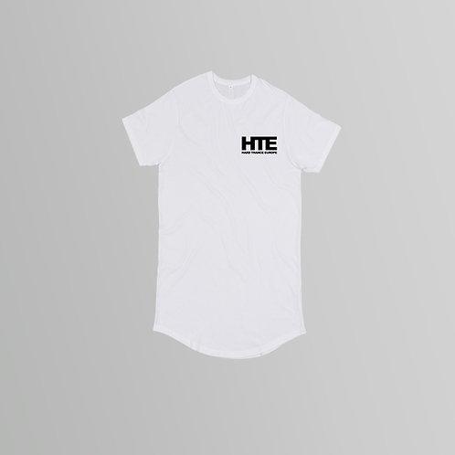 HTE Longline T-Shirt (White)