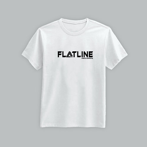 Flatline Recordings T-Shirt (Various Colours)