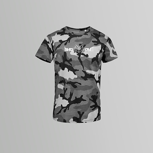M-Zone Cammo T-Shirt (Various Colours)