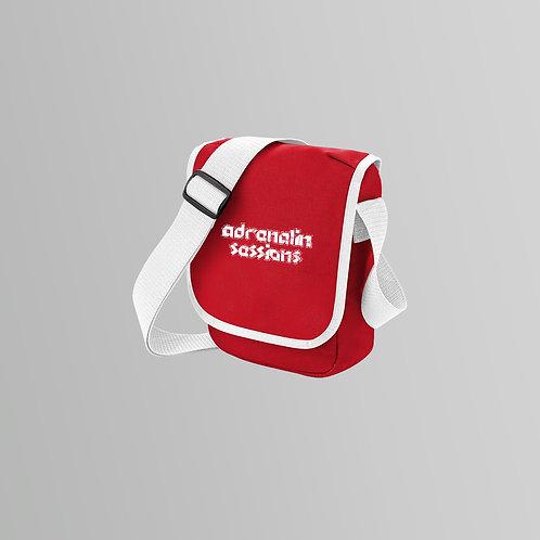Adrenalin Sessions Reporter Bag (Various Colors)