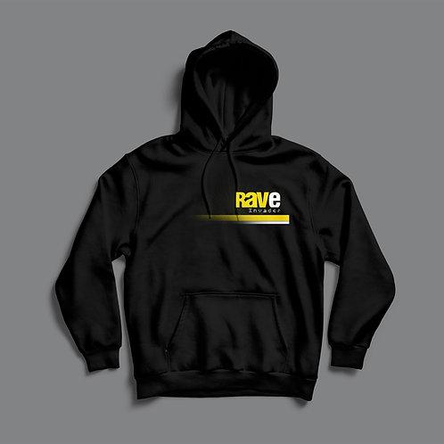 Supercala Rave Invader Hoodie (Black)