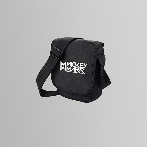 Mickey Marr Reporter Bag (Black)