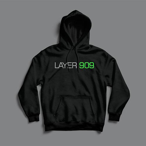 Layer 909 Hoodie (Black)