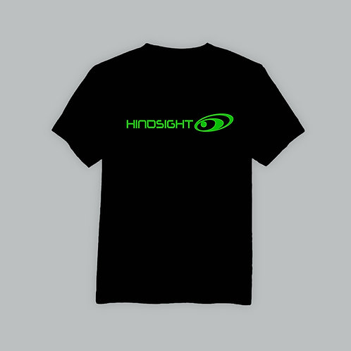 Hindsight T-Shirt Coloured Logo (Various Colours)