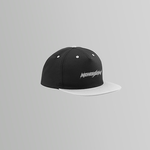 Nicholson Snapback Cap (Grey or Pink)