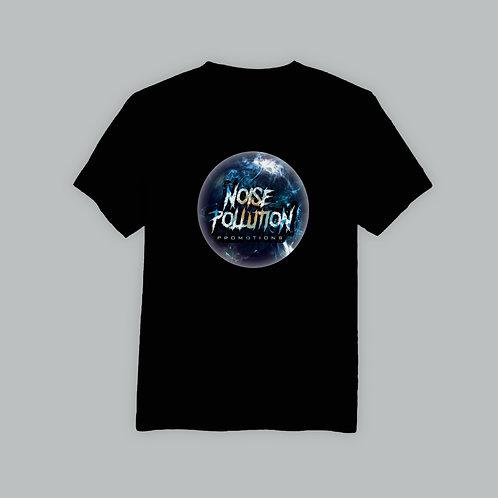 Noise Pollution Circular T-Shirt (Various Colours)