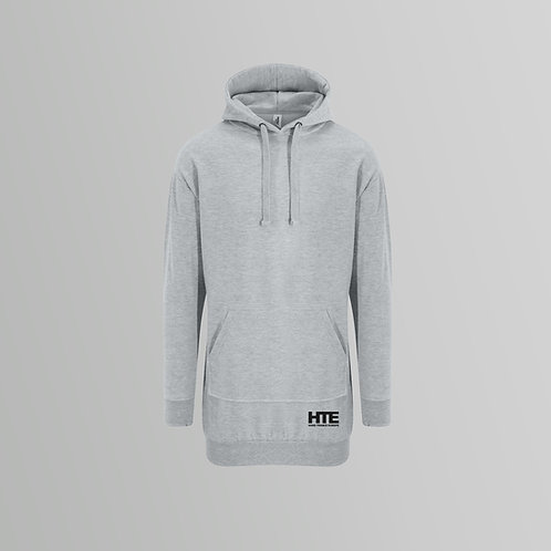 HTE Ladies Hoodie Dress (Low Logo) (Various Colours)