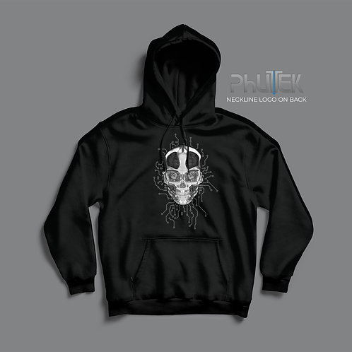 Phutek Hoodie (Front and Back Neck Print)