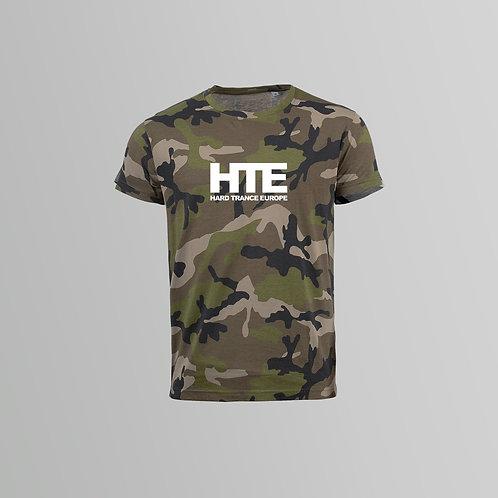 HTE Camo T-Shirt (Green)