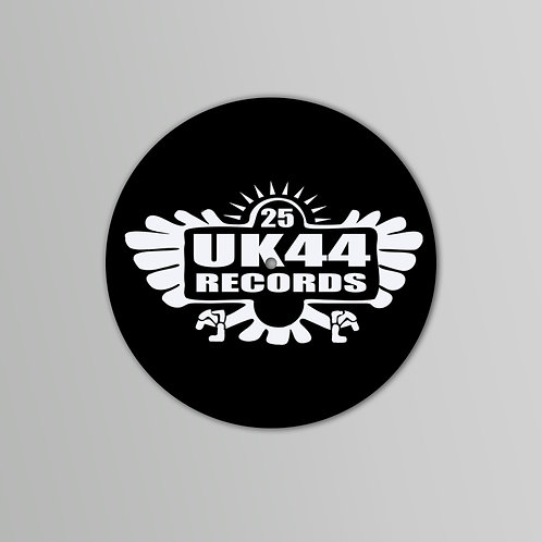 UKK44 Slipmatts (Black or White) (Pair)