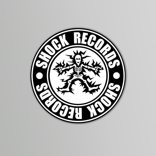 Shock Records Slpmatts (White or Black) (Pair)