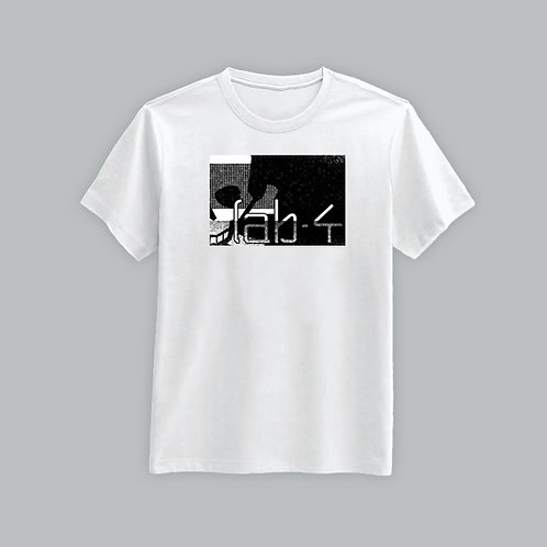 Lab4 Box T-Shirt (White)