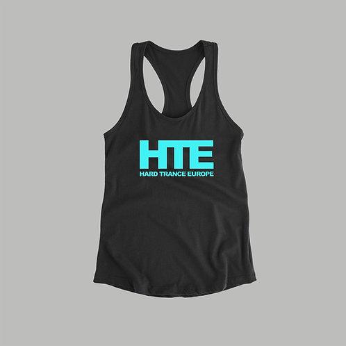 HTE Ladies Vest (Black / Blue)
