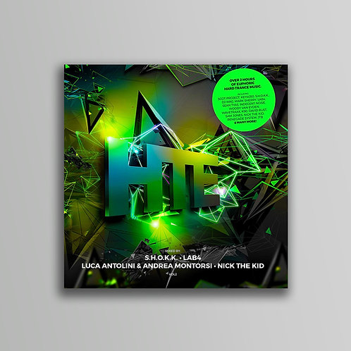 Hard Trance Europe Volume Two  (Double CD)