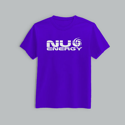 Nu Energy Collective T-Shirt (various Colours)