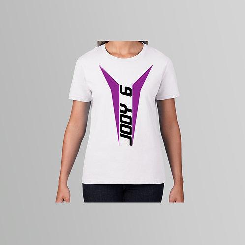 Jody 6 Flip Ladies T-Shirt