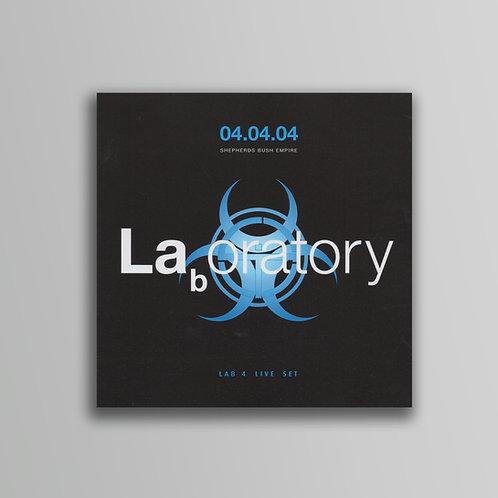 Lab4 Laboratory 2 Live @ Sheperds Bush Empire (Double CD)