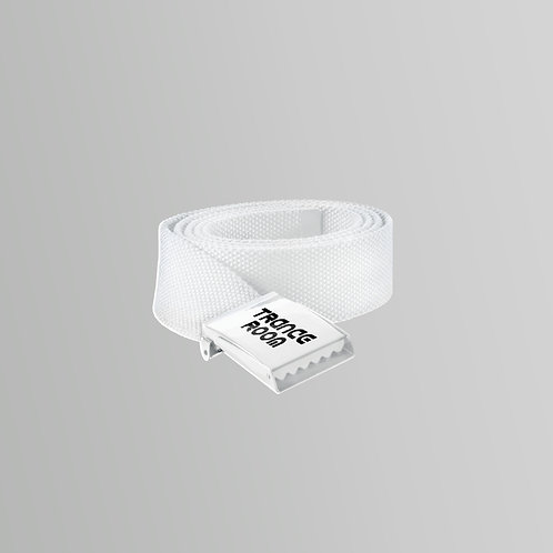 Trance Room Belt (Black / White)