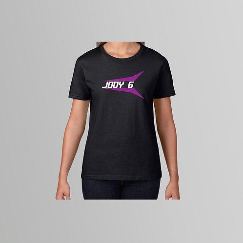 Jody 6 Ladies T-Shirt