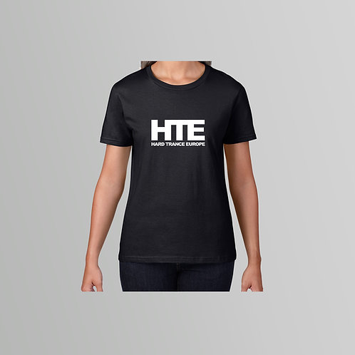 HTE Ladies T-Shirt (Black)