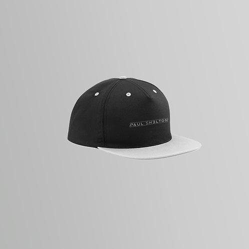 Paul Skelton Snapback Cap (Pink/Grey)
