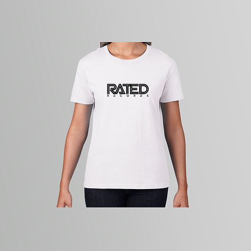 Rated Records Ladies T-Shirt