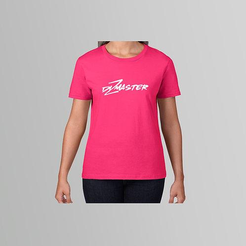 Dizmaster Ladies T-Shirt (Various Colours)