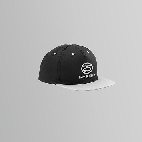 Symmetrik Round Logo Snapback Cap (Various Colours)