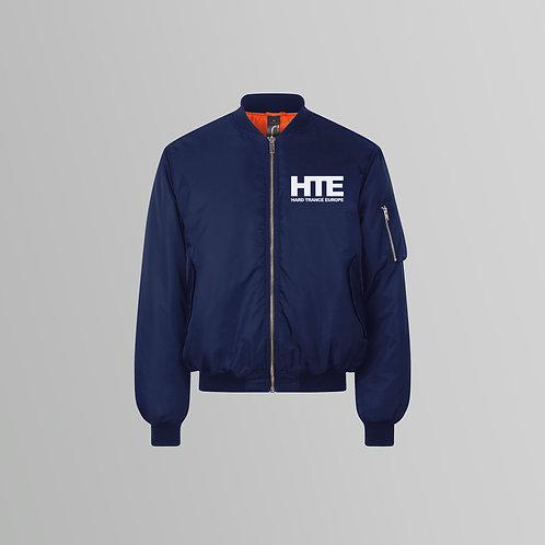 HTE Authentic Bomber Jacket (Navy)