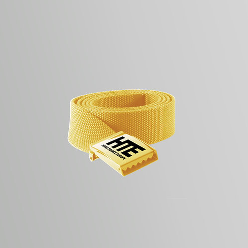 HTE Belt (Yellow)