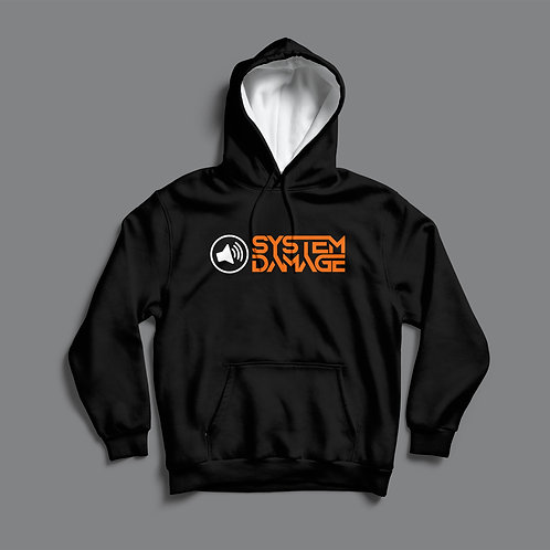 System Damage Hoodie (Various Colours)