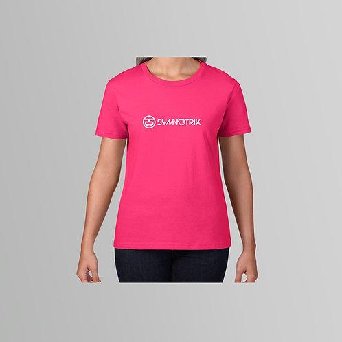 Symmetrik Ladies T-Shirt (Various Colours)