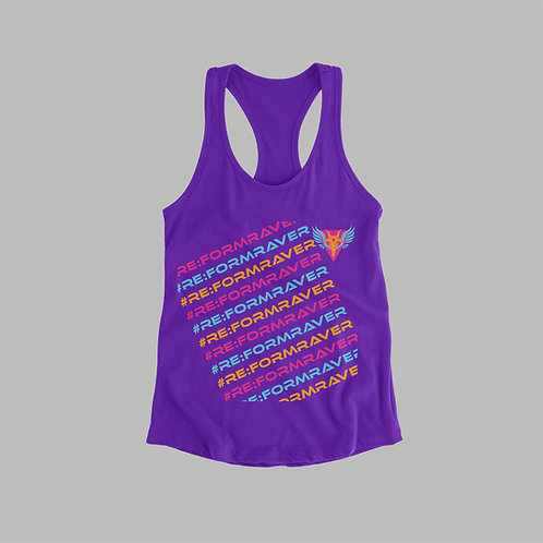 Re:Form Ladies Vest (Various Colours)